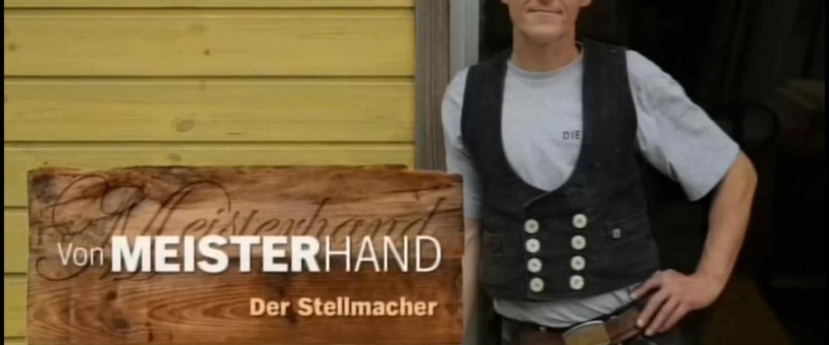 """NDR, """"Von Meisterhand: Der Stellmacher"""""""