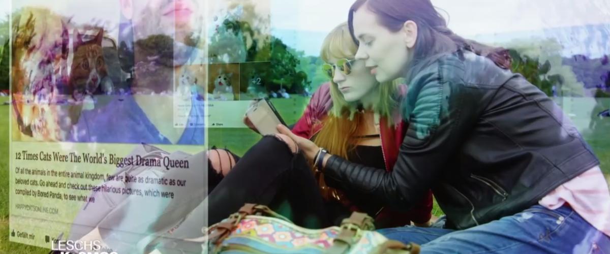 "ZDF Leschs Kosmos ""Digitale Stimmenfänger"""